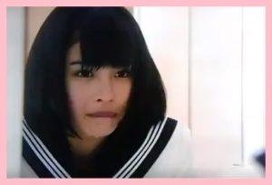 広瀬すずが可愛すぎるデビュー動画